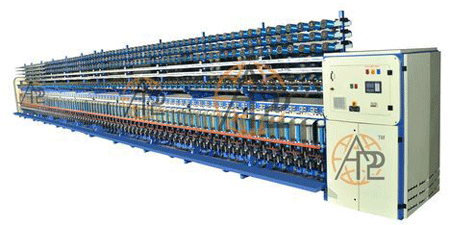 Plastic Doubling Machine, Plastic Rope Twister Machine, Fiber Twisting Machine